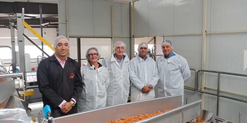 Egypt's Future Foods expands with tna equipment solutions