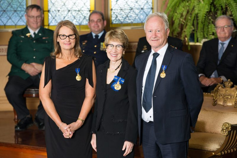 Founders of tna packaging and processing group gain Order of Australia honours