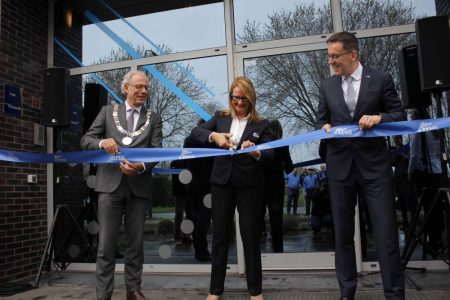 tna opens latest processing facility in the Netherlands