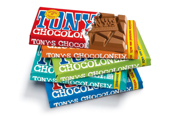 Ethical chocolate company, Tony Chocolonely arrives in the UK
