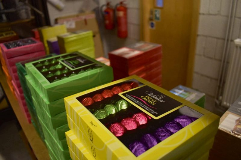 Whitakers Chocolates Confirms Status As A Vegan Friendly