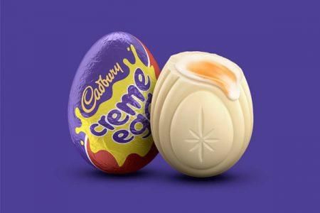Cadbury's white Creme Egg hunt returns for second year