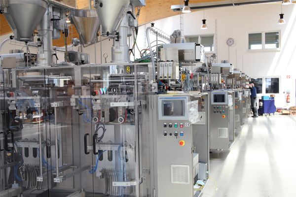 Record breaking year for Wolf Packaging