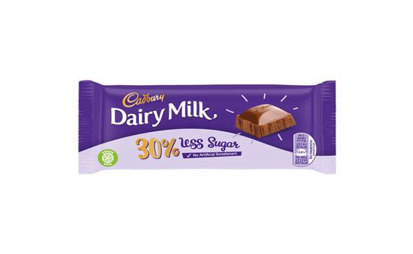 Cadbury to slash sugar content of Dairy Milk bar