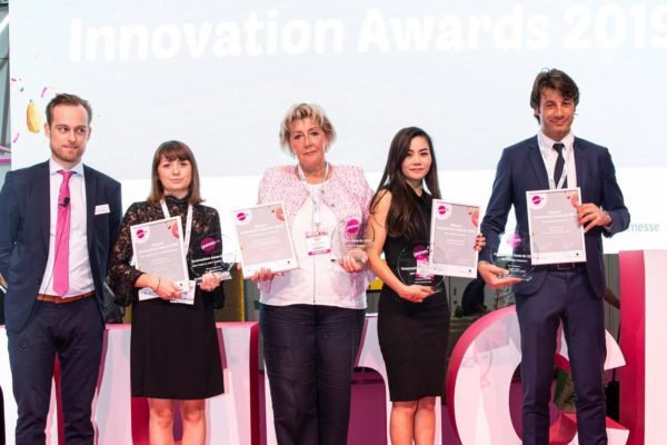 Confectionery series from around the world claim awards at yummex